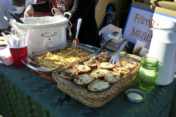 Church Tailgating Party - Family Meals Ministry