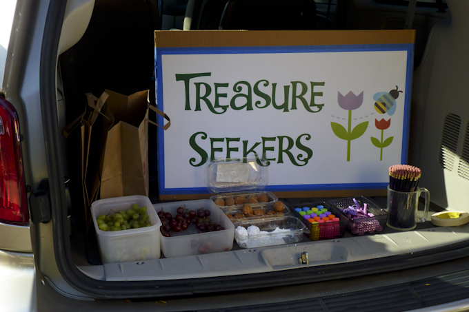Church Tailgating Party - Treasure Seekers Ministry
