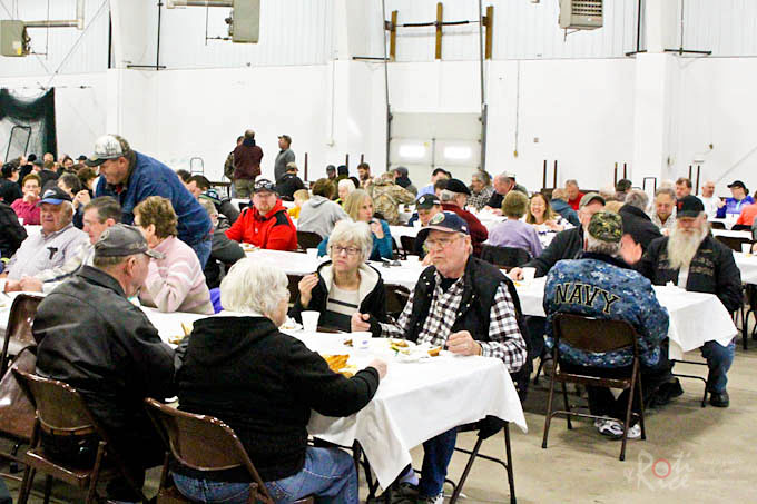 Our annual visit to  the community Friday Fish Fry during Lent. A festive and tasty all-you-can-eat event in Hutchinson, Minnesota. | RotiNRice.com