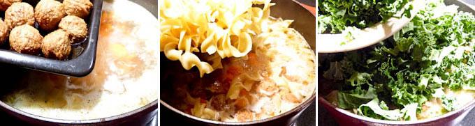 Meatball Noodle Soup-9