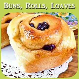 Buns, Rolls, Loaves