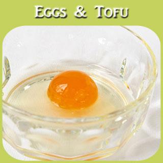 Eggs & Tofu