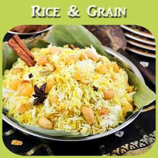 Rice & Grain