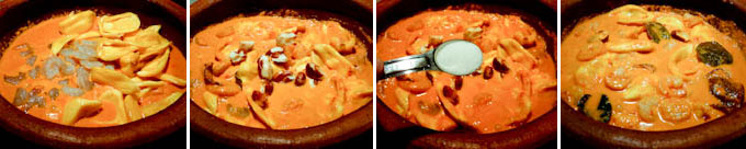 Jackfruit Shrimp Curry (Gulai Nangka Udang)-8
