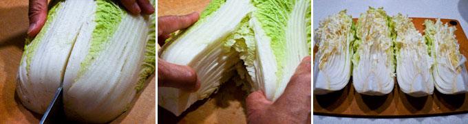 Baek Kimchi (White Kimchi)-11