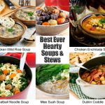 Best Ever Hearty Soups and Stews