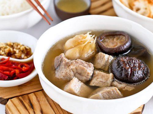 Singapore Teochew Bak Kut Teh | Roti n Rice
