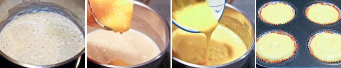 Mango Egg Tarts-8