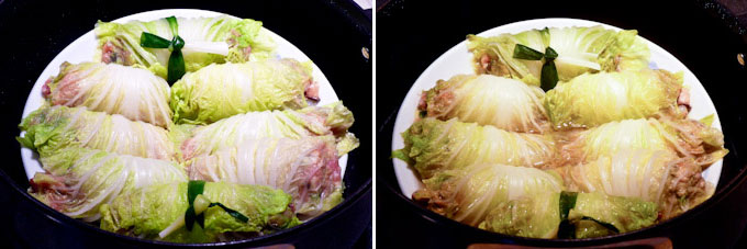 Money Bag Dumplings and Cabbage Rolls-14