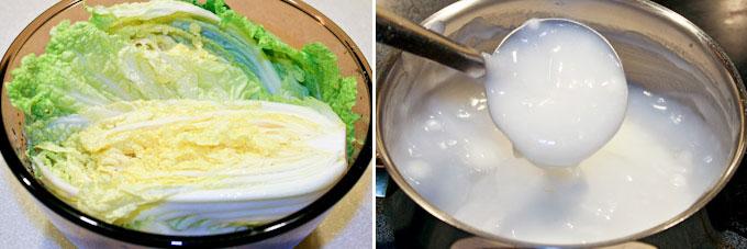 Napa Cabbage Kimchi (Poggi Kimchi)-7