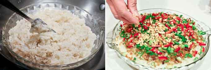 Savory Steamed Glutinous Rice-10