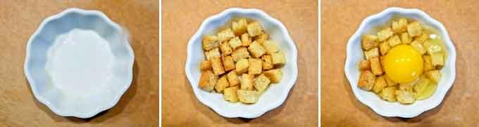 1-Minute Single Serve Crouton-Egg-Bake-6