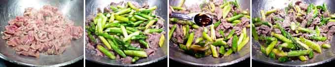 Sesame Beef Asparagus Stir Fry-8