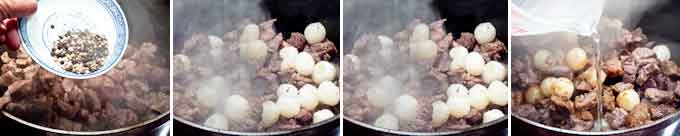 how to cook pearl onions in stew
