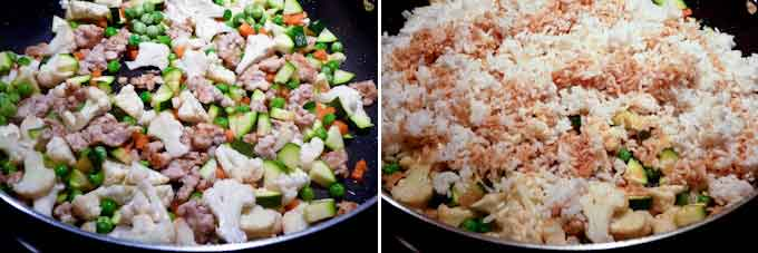 Minced Pork Fried Rice-6