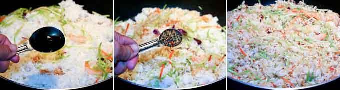 Shrimp and Broccoli Slaw Fried Rice-9