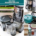 Kitchenware Gifts 2018 - introducing Roti n Rice's Amazon Shop and my personal holiday kitchenware gifts for the chef in your family and social circle. | RotiNRice.com