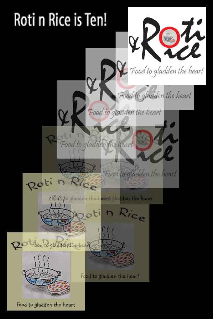 Roti n Rice is Ten!